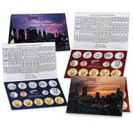 Uncirculated Coin Set 2008 (U08)