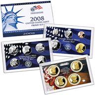 2008 United States Mint Proof Set (P08)