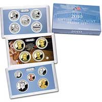 2010 United States Mint Proof Set (P12)
