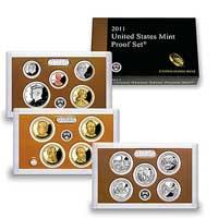 2011 United States Mint Proof Set (P13)