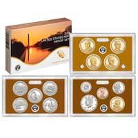 2014 United States Mint Proof Set (P16)