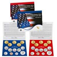 Uncirculated Coin Set 2014 (U14)