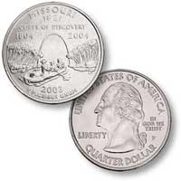 2003 Missouri Quarter
