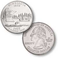 2005 Minnesota Quarter