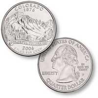 2006 Colorado Quarter