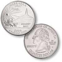 2006 Nebraska Quarter