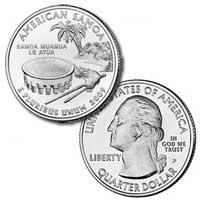 2009 American Samoa Quarter