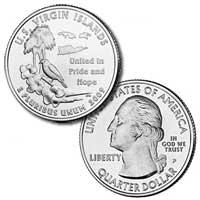 2009 United States Virgin Islands Quarter