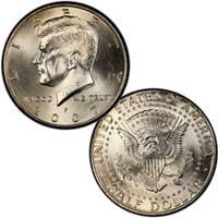 Kennedy Half Dollar 2007