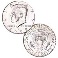 Kennedy Half Dollar 2009