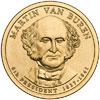 Martin Van Buren Presidential Dollar 2008