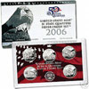 2006 United States Mint 50 State Quarters Silver Proof Set (V61)